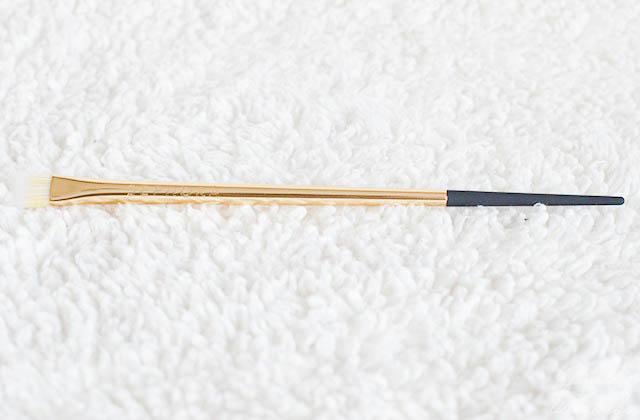 Sephora 24 Karat gold mine brush set