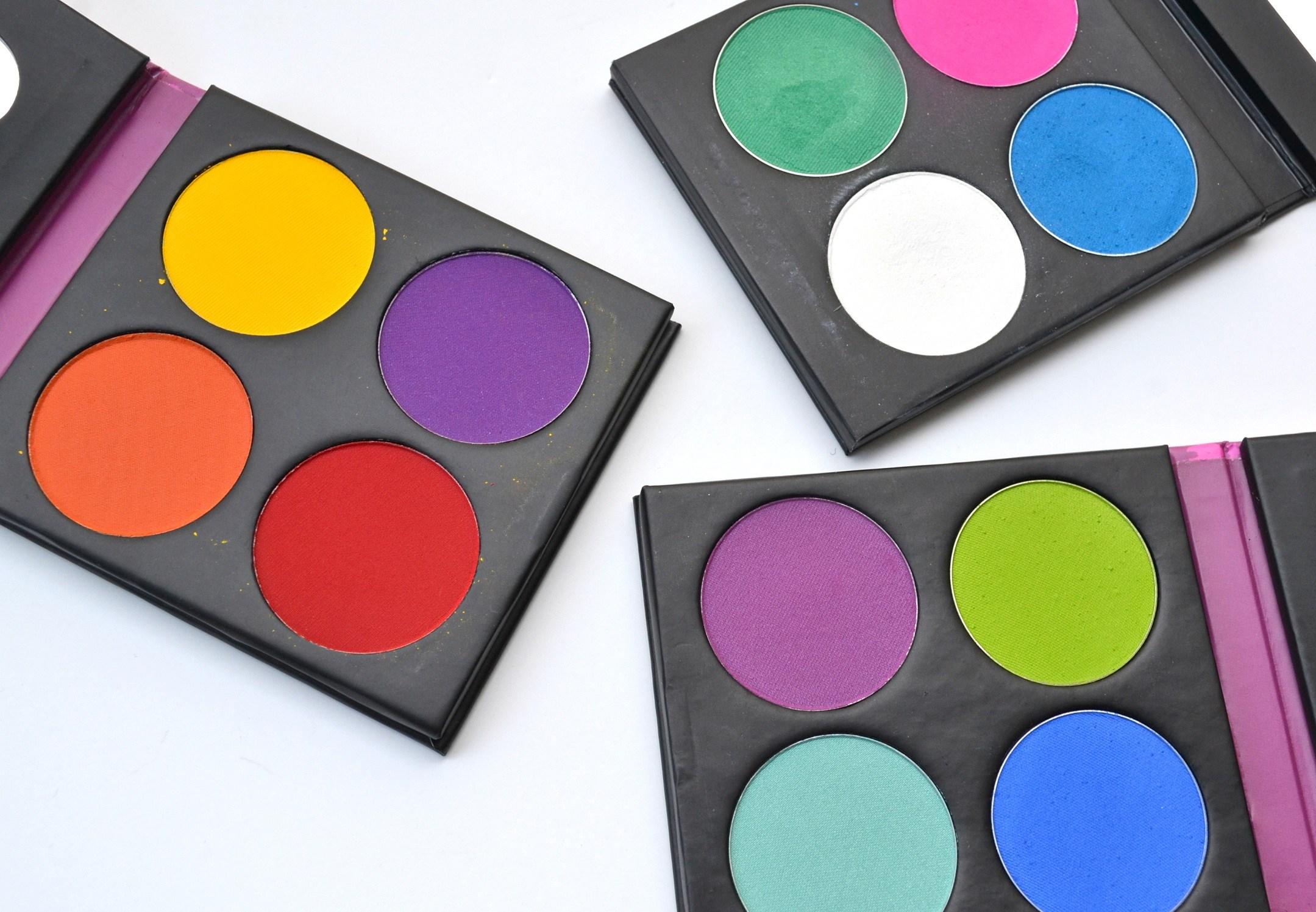 Sugarpill Makeup Palettes