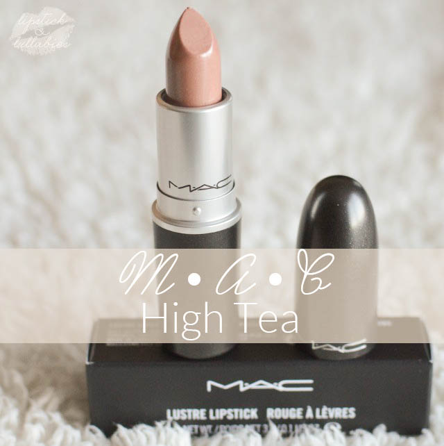 MAC High Tea