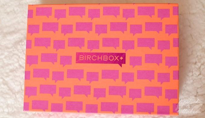 February Birchbox Canada Reveal
