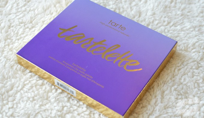 Tartelette swatches and review
