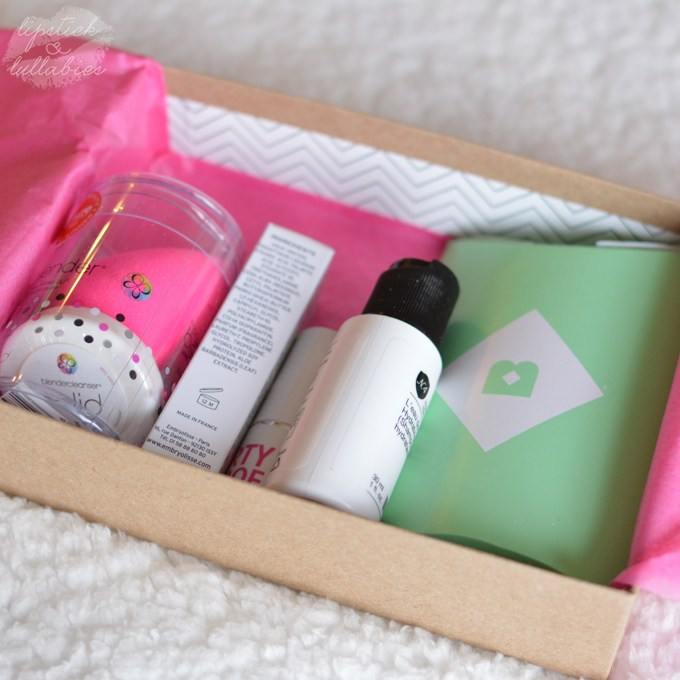 Birchbox Canada March Review