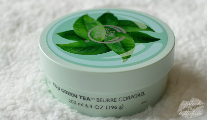 The Body Shop Fuji Green Tea