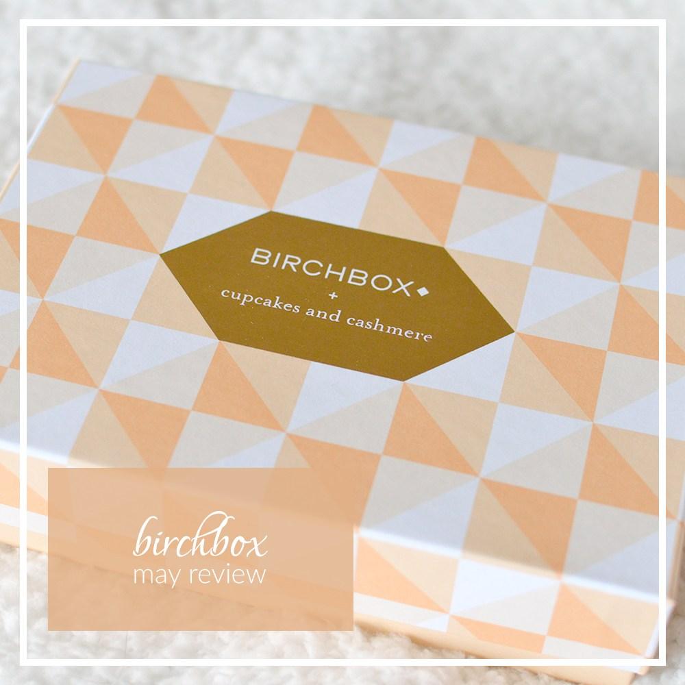 May 2015 Birchbox Review