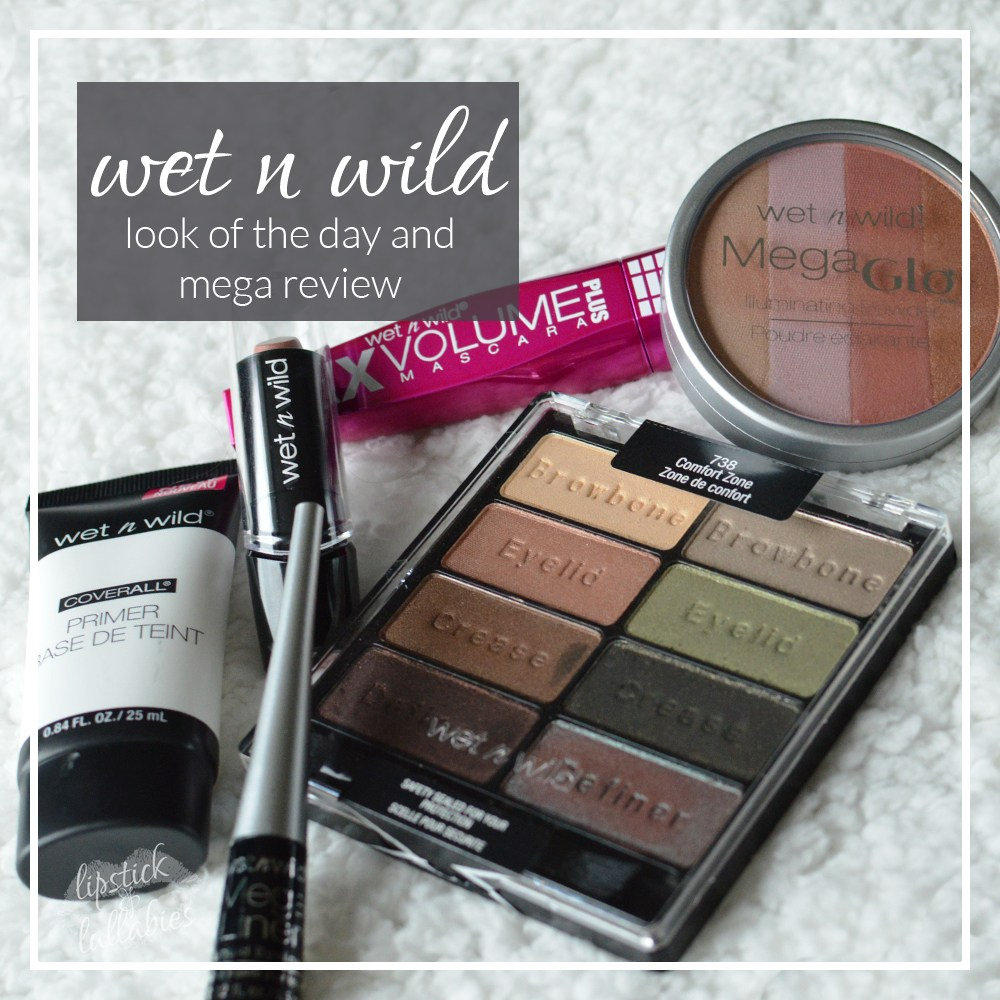 wet n wild mega review and look