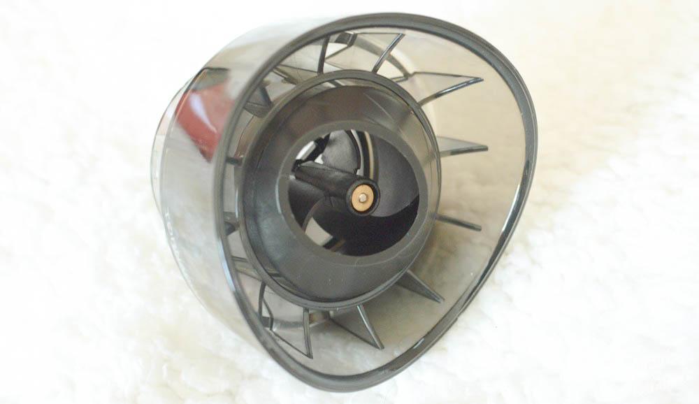 tornado 360° 1875W ionic dryer