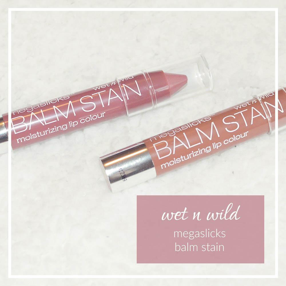 Wet n Wild Balm Stain Moisturizing Colour