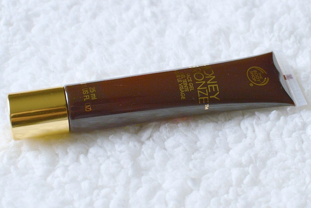 Honey Bronze Tinted Face Gel