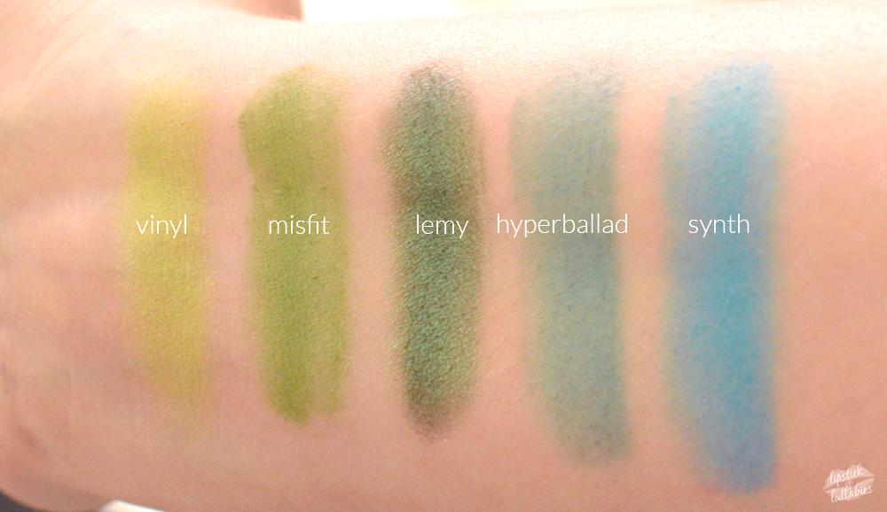 kat von d mi vida loca eyeshadow palette