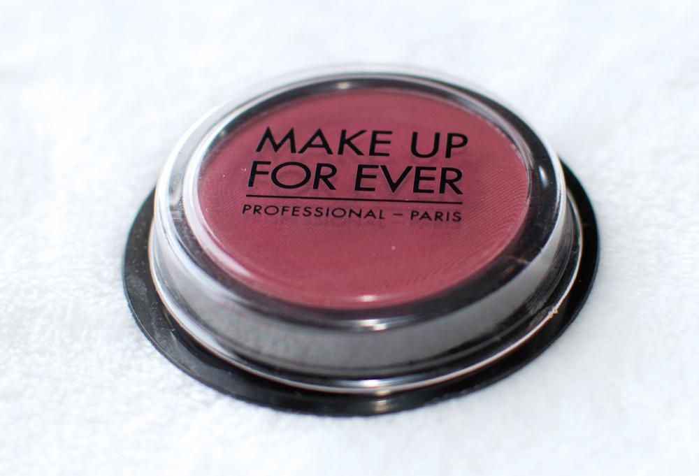 make up for ever morello cherry