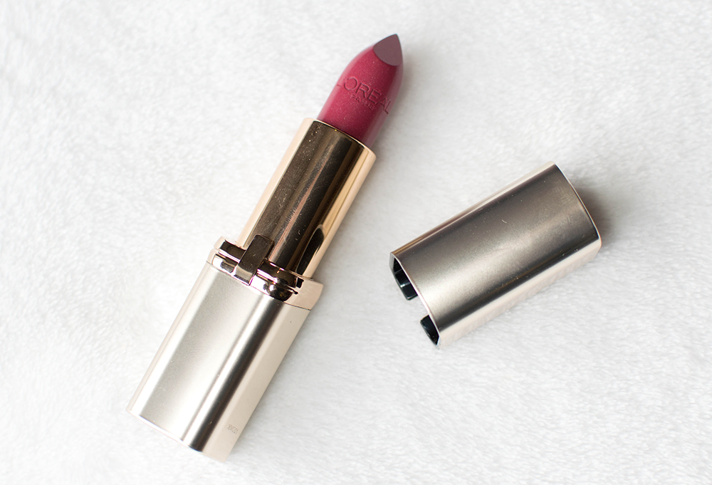l'oreal colour riche lip colour in berry blush