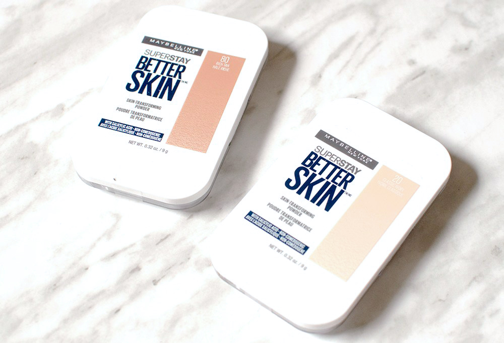 Maybelline Better Skin Skin-Transforming Powder