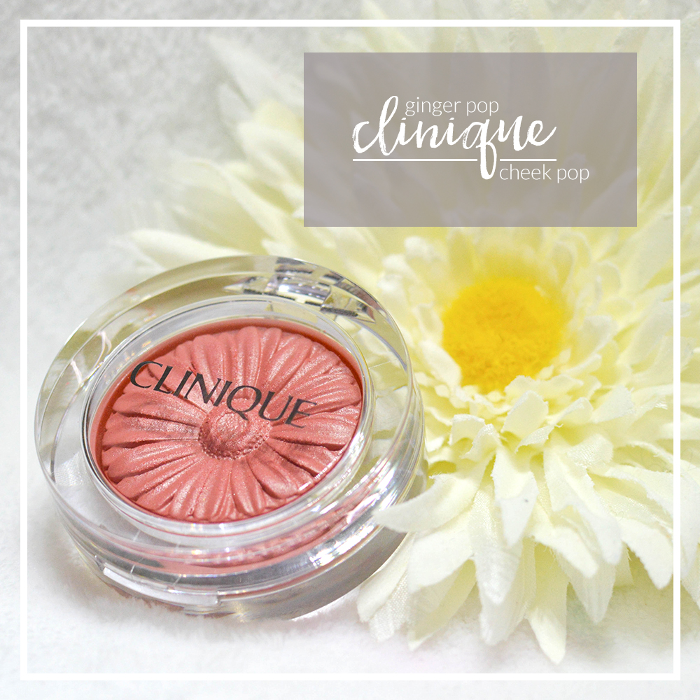 clinique cheek pop in ginger pop