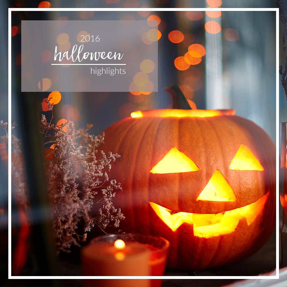 2016 halloween highlights