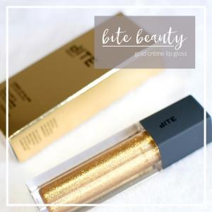 bite beauty gold creme lip gloss