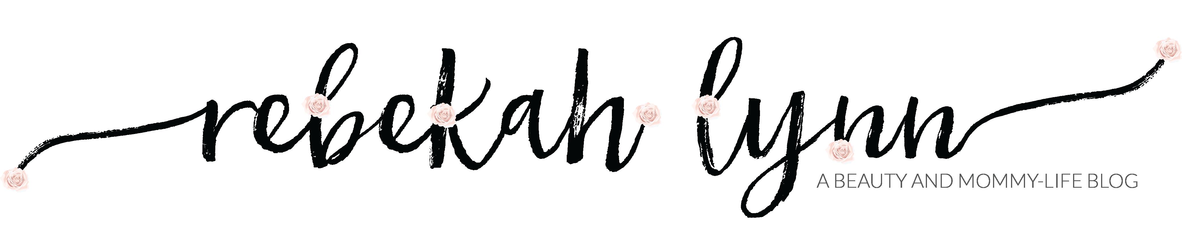 Rebekah Lynn: Canadian Beauty & Mommy-Life Blog