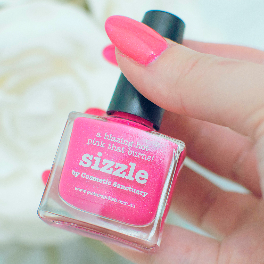 Mani Monday: piCture pOlish Sizzle